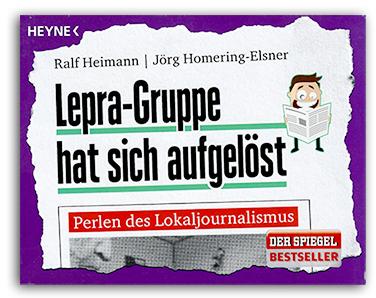 Perlen des Lokaljournalismus - Ralf Heimann