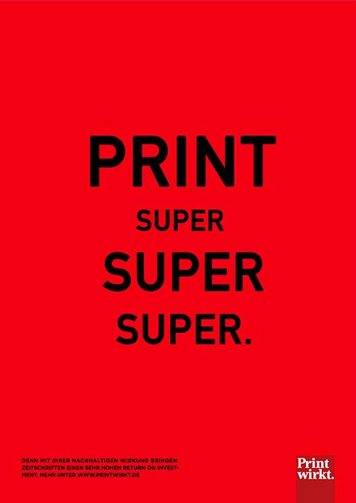Print. Super